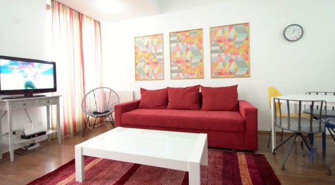 Am decis sa inchiriem apartament regim hotelier in bucuresti!